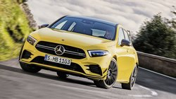 Đánh giá xe Mercedes-AMG A35 2019