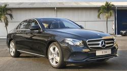 Đánh giá xe Mercedes-Benz E250 2019 hiện bán tại Việt Nam