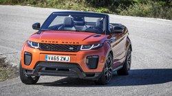 Đánh giá xe Land Rover Range Rover Evoque 2019 Convertible