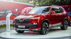 Đánh giá xe VinFast LUX SA2.0 2019 chi tiết ngoại thất tại Việt Nam