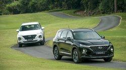Đánh giá xe Hyundai Santa Fe 2019