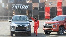 Đánh giá xe Mitsubishi Triton 2019