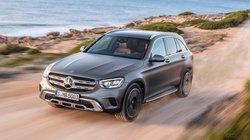 Đánh giá xe Mercedes-Benz GLC-Class 2020