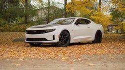 Đánh giá xe Chevrolet Camaro 2019