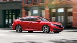 Đánh giá xe Honda Civic 1.5 RS 2019