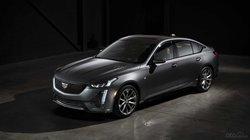 Đánh giá xe Cadillac CT5 2020