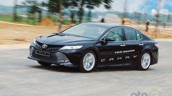 Đánh giá xe Toyota Camry 2019: Khẳng định vị thế dẫn đầu phân khúc