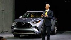 Đánh giá xe Toyota Highlander 2020