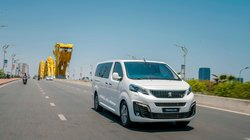 Đánh giá xe Peugeot Traveller 2019: Khó có cửa cạnh tranh với Kia Sedona
