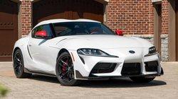 Đánh giá xe Toyota Supra 2020