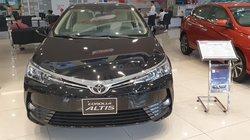 Đánh giá xe Toyota Corolla Altis 2019 bản 1.8G CVT tại Việt Nam