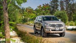 Đánh giá xe Ford Everest Titanium 2.0L Bi-Turbo 2019: Nhiều nâng cấp đáng tiền