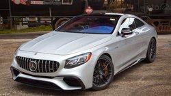 Đánh giá xe Mercedes-AMG S 63 Coupe 2019