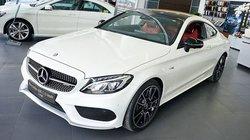 Đánh giá Mercedes-AMG C43 4MATIC Coupe 2019
