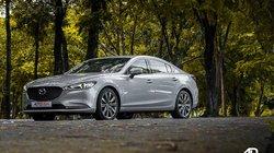 Đánh giá xe Mazda 6 2019 bản máy dầu Skyactiv-D