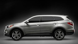 Đánh giá xe Hyundai Santafe 2013