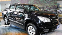 Đánh giá xe Chevrolet Colorado 2013