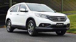 Đánh giá xe Honda CR-V 2013
