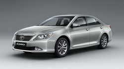 Đánh giá xe Toyota Camry 2012