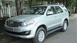 Đánh giá xe Toyota Fortuner 2012