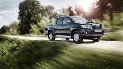 Đánh giá xe Toyota Hilux 2012