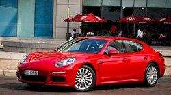 Đánh giá xe Porsche Panamera 2014