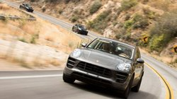 Trải nghiệm Porsche Macan