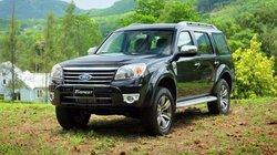 Đánh giá xe Ford Everest 2012