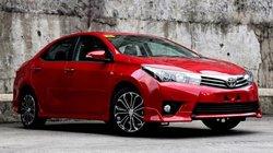 Đánh giá xe ô tô Toyota Vios 2014