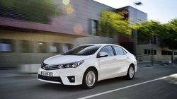 Đánh giá xe Toyota Altis 2014: Mạnh mẽ và cá tính
