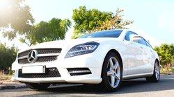 Đánh giá xe Mercedes-Benz CLS 350 Shooting Brake