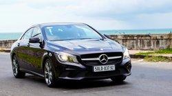 Đánh giá xe Mercedes CLA-Class 2014