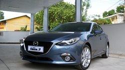 Đánh giá xe Mazda3 2015
