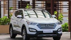 Đánh giá xe Hyundai SantaFe 2015 về khả năng vận hành