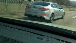 Kia K5 thế hệ mới xuất hiện trên cao tốc Hàn Quốc