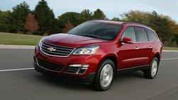 Đánh giá xe Chevrolet Traverse