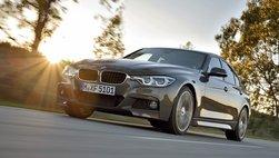 Đánh giá xe BMW 3 Series 2016