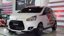 Đánh giá xe ô tô Mitsubishi Mirage
