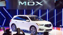 [New York 2016] Acura MDX 2017: Diện mạo mới với công suất mạnh mẽ hơn