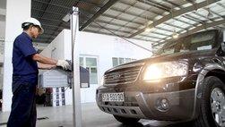 Tư vấn pháp luật về mức tiêu thụ nhiên liệu của xe ô tô