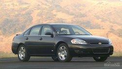 Triệu hồi gần 290.000 xe Chevrolet Impala do lỗi cảm biến ghế trước tại Mỹ