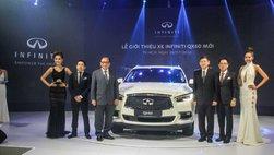 Infiniti QX60 2016 chính thức gia nhập thị trường Việt, giá từ 3,399 tỷ Đồng
