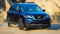 Nissan Pathfinder 2017 có thể được bán trong mùa Thu này
