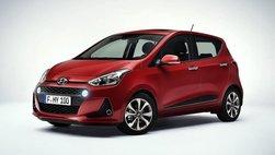 Hyundai i10 facelift 2017 chính thức ra mắt