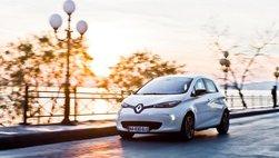 Renault Zoe với phạm vi lái 350 km có thể sẽ trình làng tại triển lãm Paris
