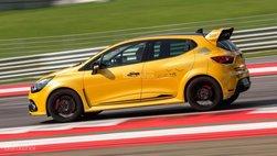 Renault Clio R.S.16 công suất 275 mã lực sẽ không được sản xuất