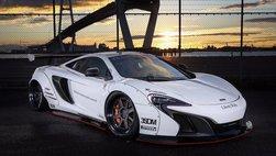 Liberty Walk 'thay áo' gần 1 tỷ Đồng cho McLaren 650S