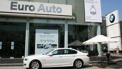 Nghi án Euro Auto gian lận giấy tờ nhập khẩu xe BMW