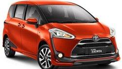 Toyota Sienta chính thức ra mắt tại thị trường Indonesia