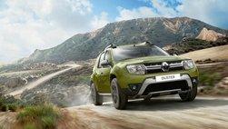 Cơ hội du lịch Pháp khi mua SUV Renault Duster